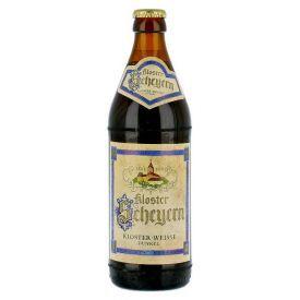 Tamsusis alus KLOSTERBIER Weisse Dunkel 5,5% 0,5L, butelis