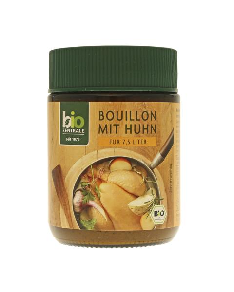Ekologiškas vištienos sultinys BIOZENTRALE, 150 g