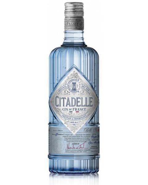 Džinas CITADELLE Gin 44%, 700 ml