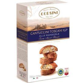 Sausainiai Cantuccini su migdolais CORSINI TOSCANI IGP, 200 g