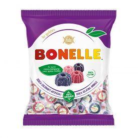Minkšti miško uogų skonio saldainiai BONELLE, 160 g