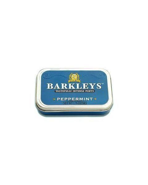Barkleys pipirmėtės skonio pastilės 50g