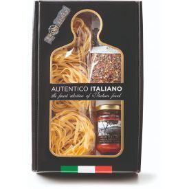 "Rinkinys su ""Tagliatelle"" makaronais AUTENTICO ITALIANO, 1 vnt"