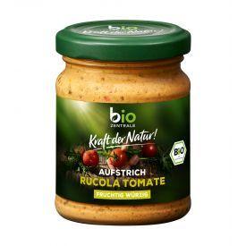 Ekologiška rukolos ir pomidorų užtepėlė BIOZENTRALE, 125 g