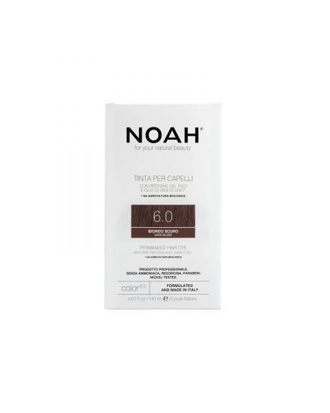 Plaukų dažai NOAH 6.0 tamsi blondinė, 140 ml 2