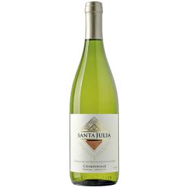Baltas vynas Santa Julia Chardonnay 13%, 750ml