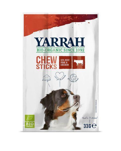 Šunų skanėstas-lazdelės YARRAH su jūržolėmis ir dumbliais, 33 g
