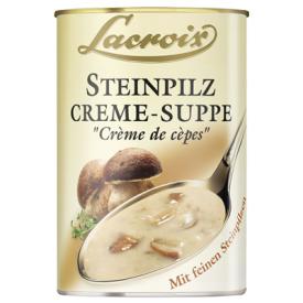 "Kreminė porcini grybų sriuba LACROIX ""Creme de cepes"", 400 ml"