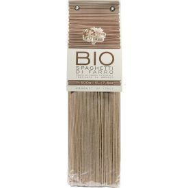 """Ekologiški visų grūdo dalių makaronai  ANTICO BIO """"Spaghetti"""", 500g"""