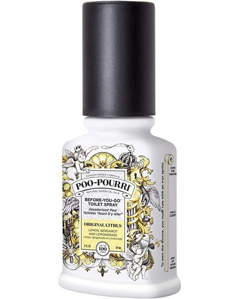 Citrusų aromato tualeto gaiviklis POOPOURRI Before You Go, 59 ml