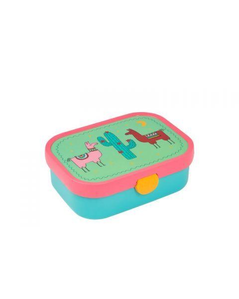 """Vaikiška maisto dėžutė su skyreliais MEPAL Campus """"Lama"""", 1 vnt."""