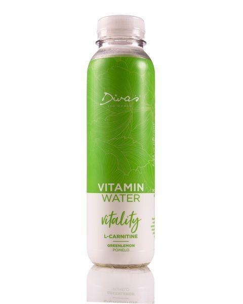 Vitaminų gėrimas DIVA'S Vitality, 400ml