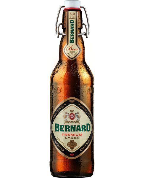 Šviesusis alus BERNARD 5,0%, 500ml
