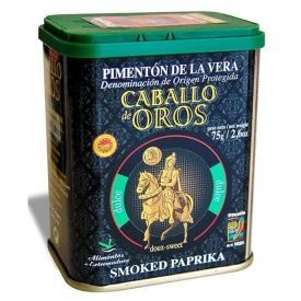 Saldžioji paprika CABALLO de OROS, 75 g