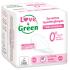 Ekologiški vidutinio dydžio higieniniai paketai LOVE&GREEN, 14 vnt.