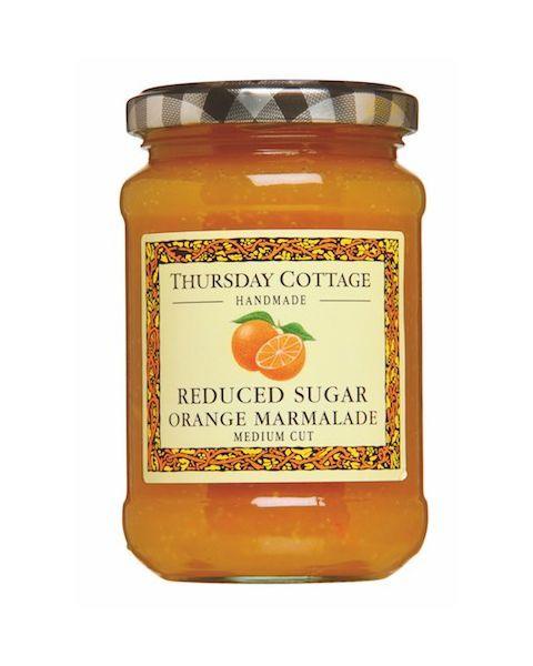 Apelsinų marmeladas THURSDAY COTTAGE, su sumažintu cukraus kiekiu, 315 g
