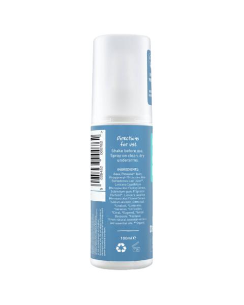 Natūralus purškiamas dezodorantas SALT OF THE EARTH su kokosais ir vandenyno aromatu, 100 ml 2