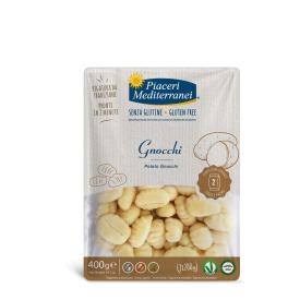 Bulvių kukuliai PIACERI MEDITERRANEI, be gliuteno, 400 g