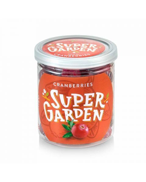 Liofilizuotos spanguolės SUPER GARDEN,12g 2