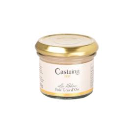 Smulkintos žąsų kepenėlės CASTAING Foie Gras, 100g