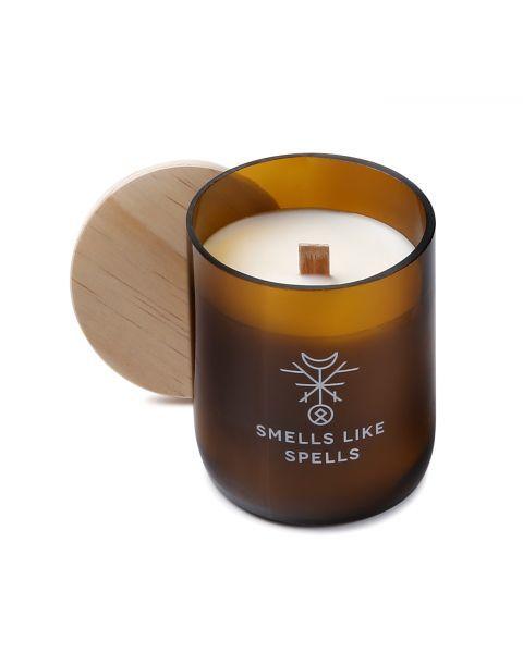 SMELLS LIKE SPELLS kvapioji žvakė TORAS  (Rytietiškų prieskonių, ambros ir pačiulių magiškas kvapas) 2