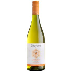 Baltas vynas Stemmari Chardonnay Sicilia DOC 13%, 750ml