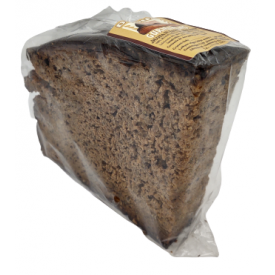 Juoda ruginė duona DUONA GURMANAMS, 1 kg