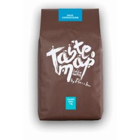 Šviežiai skrudinta kava Taste Map HOUSE ESPRESSO BLEND, 1kg