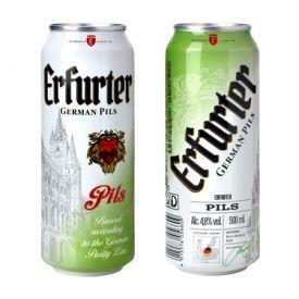 """Šviesusis alus """"ERFURTER Pils"""" 4,8% 0,5L skardinė"""