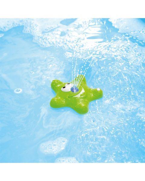 Žvaigždės formos fontanas voniai MUNCHKIN nuo 12 mėn., 1 vnt. 2
