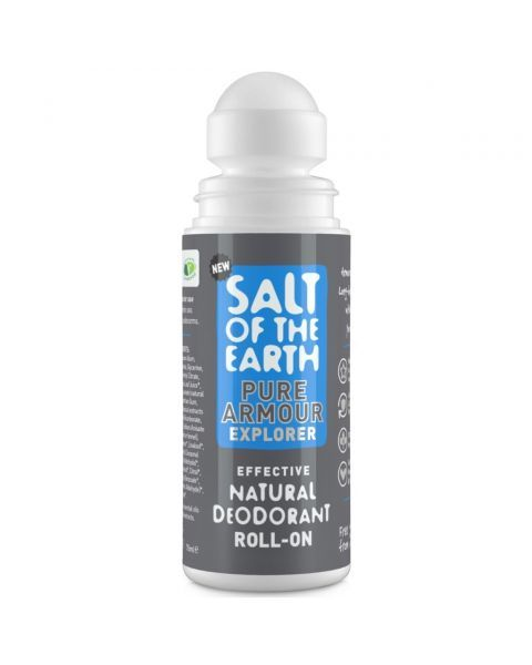 Rutulinis dezodorantas SALT OF THE EARTH Pure Armour, 75 ml 2