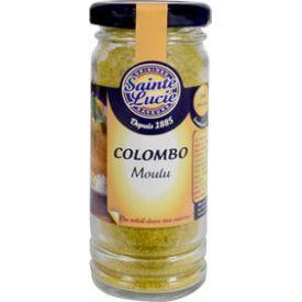 """Maltų prieskonių mišinys """"Colombo"""" SAINTE LUCIE, 45 g"""