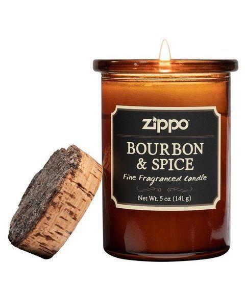 """Aromatinė žvakė ZIPPO """"Buorbon & Spice"""", 1 vnt."""