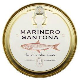 Marinuota sardinių file DON GASTRONOM aliejuje, 65 g