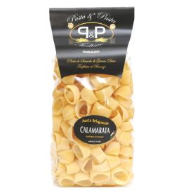 """Makaronai Pasta&Pasta """"Calamarata"""", 500 g"""