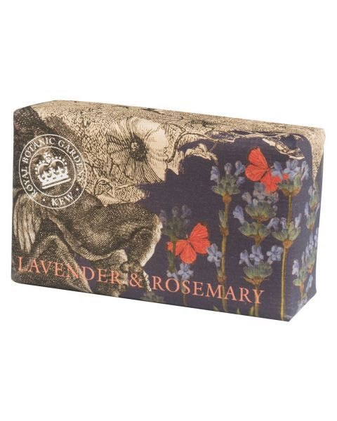 Muilas KEW GARDENS Levander & Rosemary, 240 g.