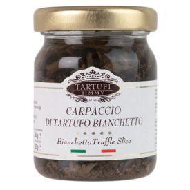 Pjaustyti Bianchetto triufeliai TARTUFI JIMMY, 50g