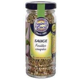 Smulkinti šalavijų lapeliai SAINTE LUCIE, 15 g
