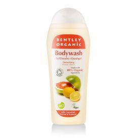 Detoksikuojantis kūno prausiklis BENTLEY ORGANIC su greipfrutais ir citrina, 250 g