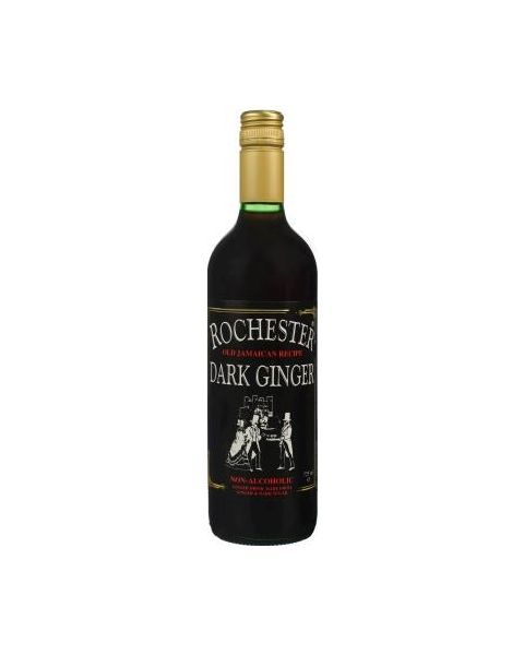 Imbierinis vynas ROCHESTER Dark Ginger (be alkoholio), 725ml