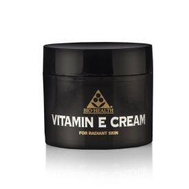 Veido kremas (be lanolino) BIO HEALTH su vitaminu E, 50 ml