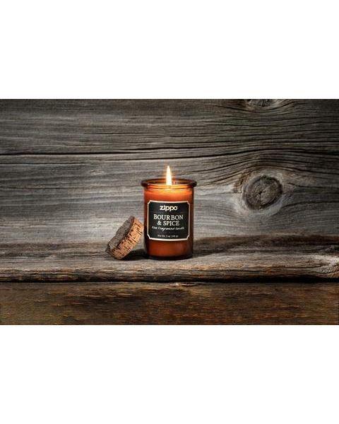 """Aromatinė žvakė ZIPPO """"Buorbon & Spice"""", 1 vnt. 4"""