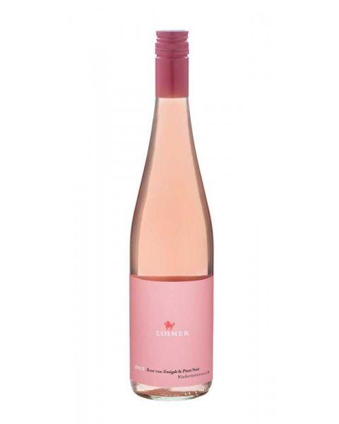 Rožinis sausas vynas Weingut Fred Loimer Rose 11,5 %, 750 ml