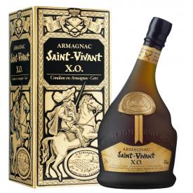 Armanjakas SAINT VIVANT Armagnac XO 40% 0,7l