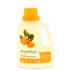 Ekologiškas apelsinų kvapo skalbiklis ECO-MAX, 1.5 L