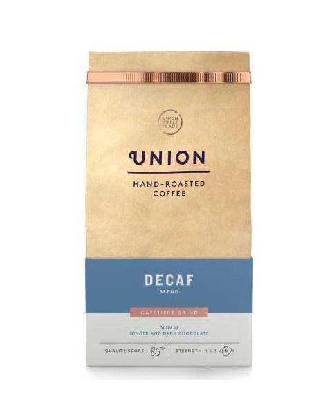 "Malta kava be kofeino UNION ""Decaf"", 200g"