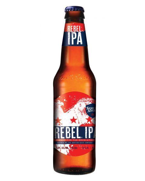 Alus SAMUEL ADAMS Rebel IPA 6,5%, 355ml