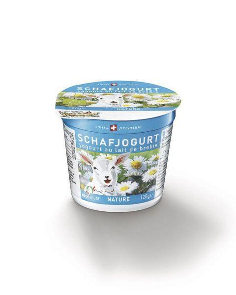 Ekologiškas natūralus avių pieno jogurtas MOLKEREI, 120g