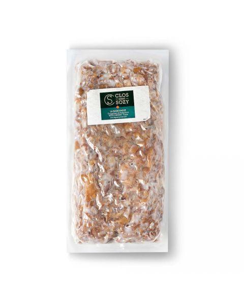 """Plėšyta ančių mėsa """"Confit"""" CLOS SAINT SOZY, 1kg"""