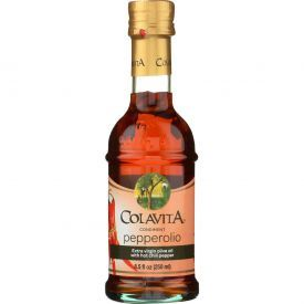Aitriųjų pipirų skonio ypač tyras alyvuogių aliejus COLAVITA, 250 ml